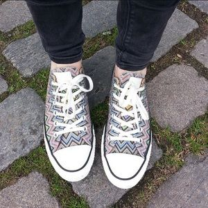 Missoni Shoes - 💥 1 HOUR SALE 💥 Converse Missoni Shoes