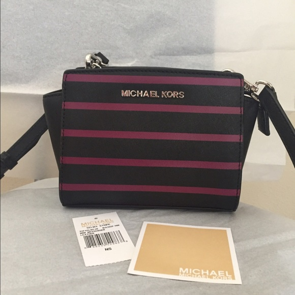 ba89a37b9a96 Michael Kors Selma Mini Messenger 100% AUTHENTIC!!  M 56fea34078b31cbf7b004e58. Other Bags you may like. Michael Kors Cross Body