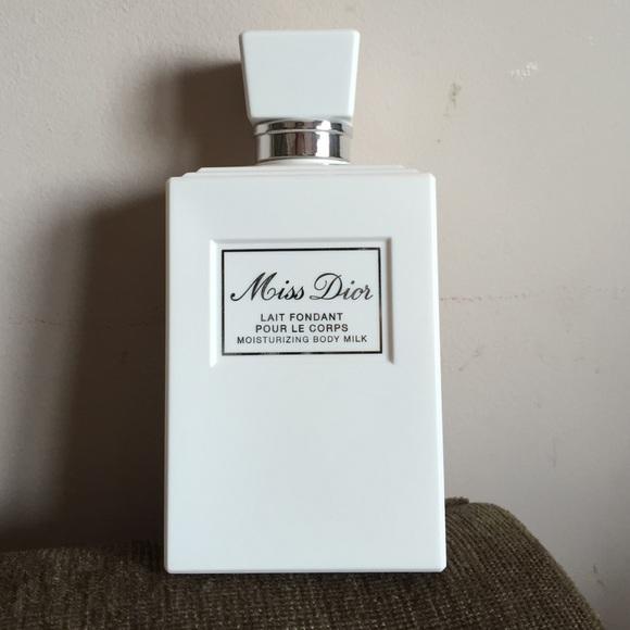 4aff663b2b11 Dior Other   Miss Lait Fondant Pour Le Corps Body Milk   Poshmark