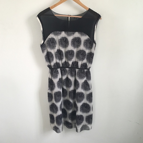 "Madewell Dresses & Skirts - Madewell black and white ""Shady Lane"" dress"