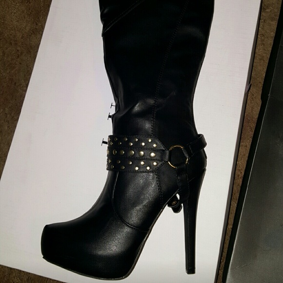 50 justfab shoes high heeled boots from s