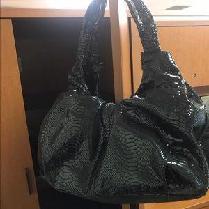 Perlina Handbags - Flash 🦋sale 🆕HP Perlina Genuine Leather Hobo bag