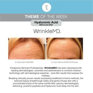 Wrinklemd before and after