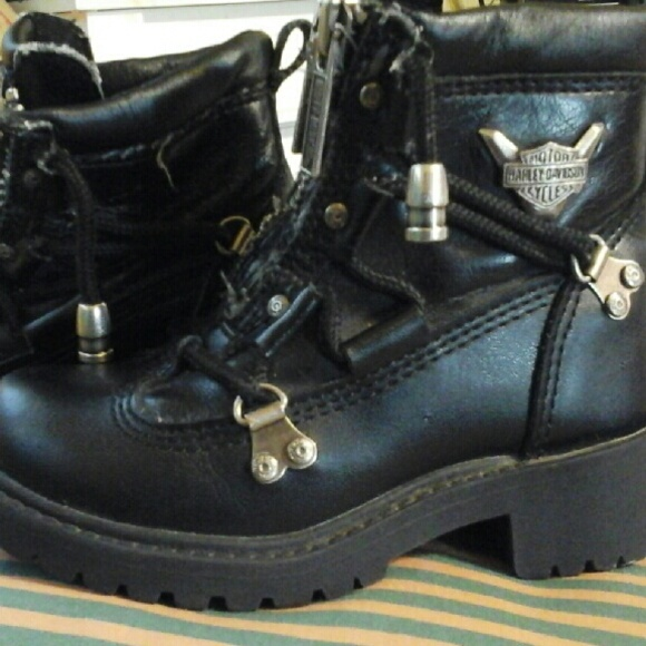 Harley-Davidson Shoes | Kids Harley Davidson Boots | Poshmark
