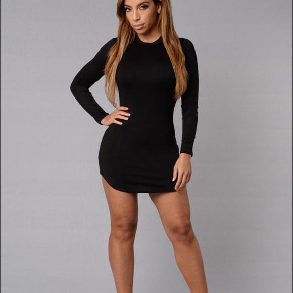 Fashion Nova - Kylie Jenner black dress from Annau0026#39;s closet on Poshmark