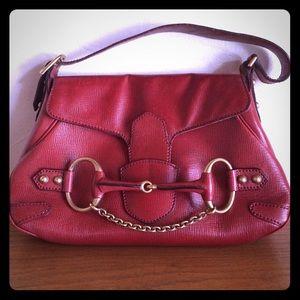 prada saffiano leather shoulder bag - 79% off Prada Handbags - Orange leather Prada purse from ...