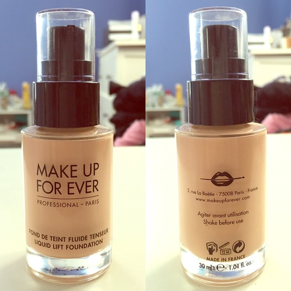 Makeup Forever Liquid Lift Foundation In No 1 M 56feea06bcd4a7e1f9088433