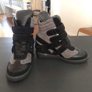 Monika Chiang Shoes - Monika Chiang Artemys Wedge Sneaker