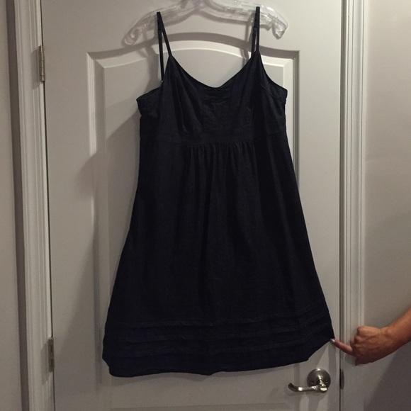 Calvin Klein Dresses & Skirts - Sleeveless jean dress