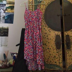 Collective Concepts floral dress
