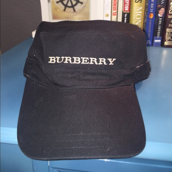 accessories black hat cap original burberry baseball buy brush logos