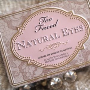 Too Faced Natural A eyes Neutral shadow Pallette