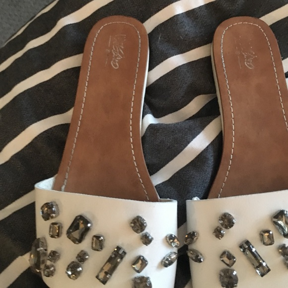 Mossimo Supply Co Shoes - Studded slides