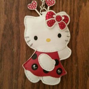 Swarovski Other - Swarovski Hello Kitty Ladybug Bag Charm af6f26ee41979