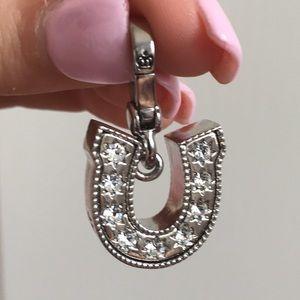 Jewelry - Juicy Couture horseshoe charm