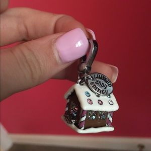 Jewelry - LIMITED EDITION Gingerbread house charm