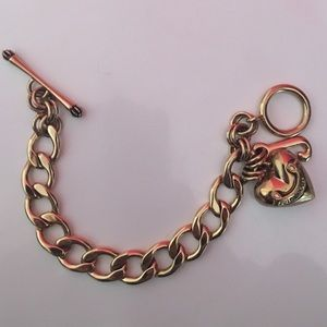 Jewelry - Juicy Couture Charm bracelet! NO CHARMS INCLUDED!
