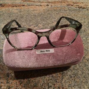 86e2584f0369 Miu Miu Accessories - Eyeglasses