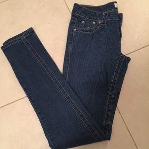 Paris Blues Denim - Paris Blues pencil leg Jeans. Size 5