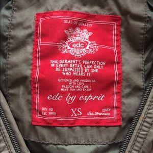 ESPRIT Jackets   Coats   Womens Edc By Jacket   Poshmark 8e3378b76fde