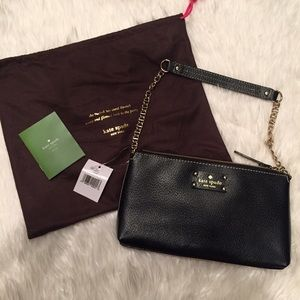 Kate Spade Byrd Wellesley Shoulder Bag