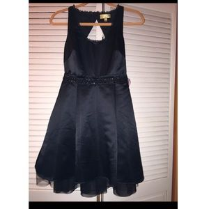 Black princess Vera Wang Dress. Never worn.