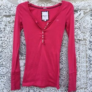Gilly Hicks Tops - 💝 Stylish Long Sleeve Shirt! 💝
