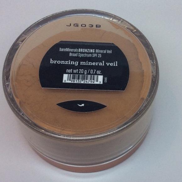 Bareminerals Bareminerals Jumbo Bronzing Mineral Veil