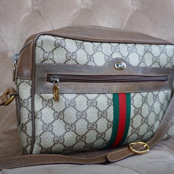 Gucci Bags Vintage Anniversary Crossbody Bag Poshmark