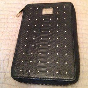 Rebecca minkoff iPad mini leather case