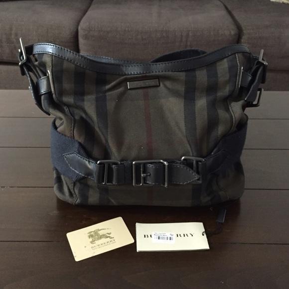 Burberry Handbags - Burberry Parsons Hobo bag 2ccdd149a0