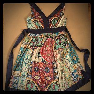 Ice Dresses & Skirts - Silky dress