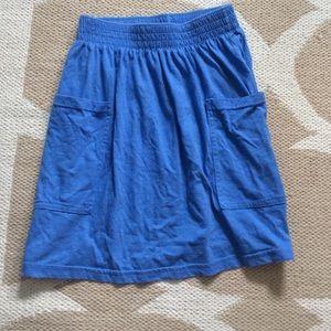American Apparel Skirts - American Apparel Jersey High-Waisted Pocket Skirt