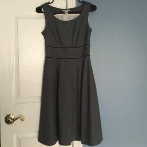 SALE! H&M gray work dress