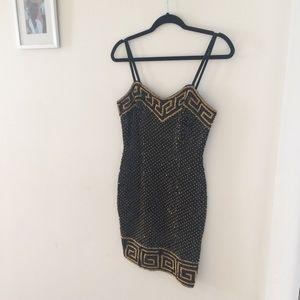 Glamorous Rockstar Sequin dress
