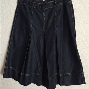 Apostrophe Denim - Interesting  Jeans Skirt