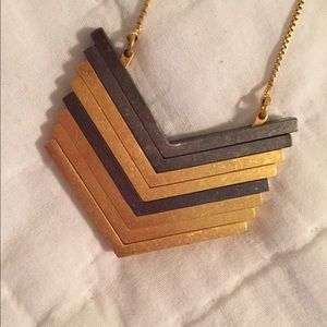 Madewell Jewelry - Madewell Arrowstack Necklace