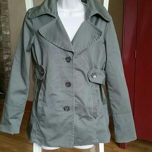 70k FOLLOWERS SALE! Green Lightweight Jacket