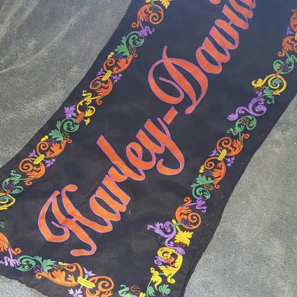 harley davidson silk Find great deals on ebay for harley davidson womens scarf shop with confidence.