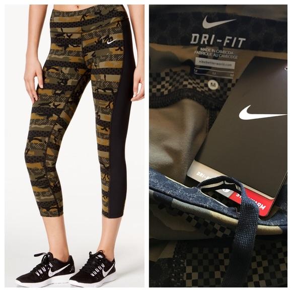 Nike Clash Epic Lux Crop 82742b4e2549
