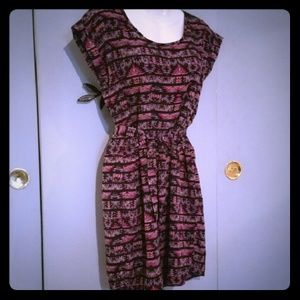 Hippie Rose Dresses & Skirts - SALE  Hippie Rose Aztec Dress