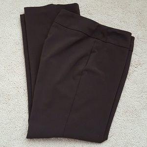 Dress Barn Pants - Brown Pants. Like New !!