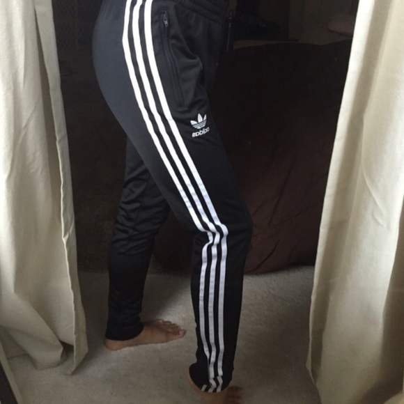 girls adidas track pants