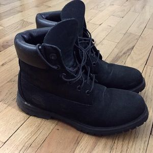 Timberland Shoes - Women Timberland black waterproof boots 4890ee42b473