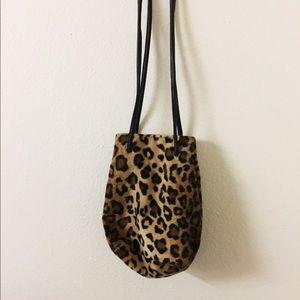 Handbags - Tiny leapord print sac