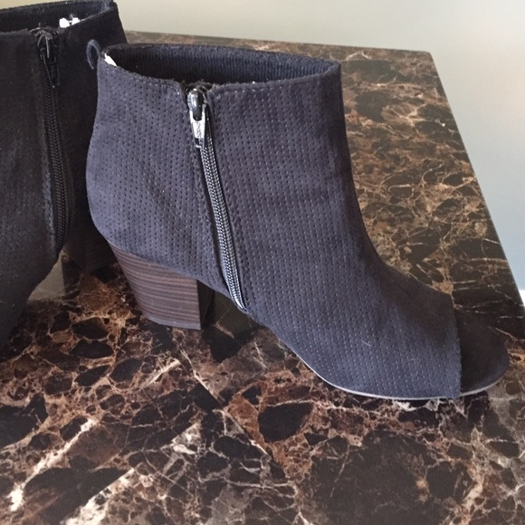 9bc60 00ee7 navy peep toe booties amazing price - newsbdonline.com c185b9685c