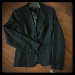 Blazer/Suit Jacket - Black Sz 4