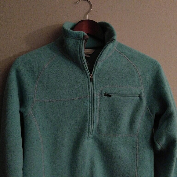 15fd5224797ef Cloudveil Jackets   Blazers - ⛺Cloudveil Sweater Fleece Pullover  So Soft