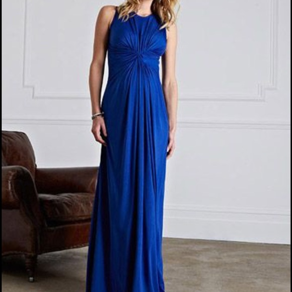 a0b787323f6 Isabella Oliver Florence Maternity Dress Royalblue