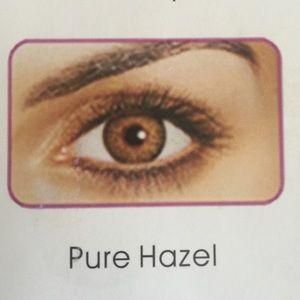 makeup pure hazel colored contacts poshmark
